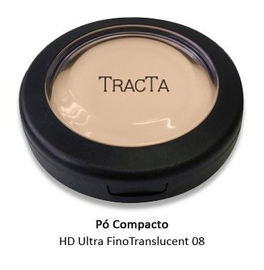 Pó Compacto HD Ultra Fino - Tracta