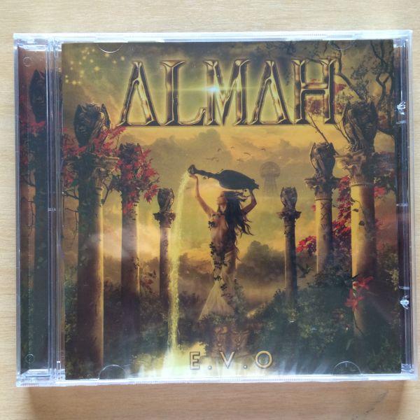 CD E.V.O ALMAH NOVO E LACRADO -