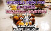 APOSTILA EBÓS DOS 16 ODÚS NEGATIVO+POSITIVO