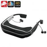 Óculos de vídeo tela Virtual 98 polegadas Com Android 4.4 3D CPU Dual Core  1.5GHz f894bb401c