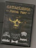 DVDr - Cataclisma - Metal Fest