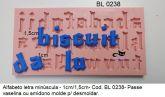 Alfabeto letra minúscula 1cm/1,5cm - BL 0238