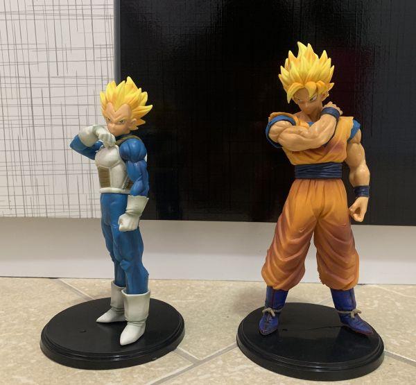 Goku e Vegeta