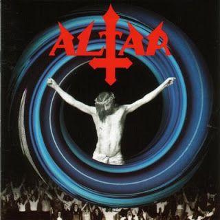 CD - Altar - Youth Against Christ
