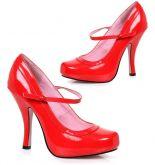 Boneca Sapato Vermelho Ref137