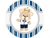 Papel Arroz Príncipe Urso Redondo 007 1un