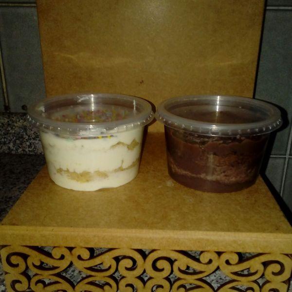 Bolo de Pote - Chocolate
