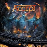 CD - Accept - Rise Of Chaos