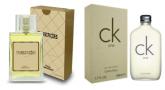 Perfume Transcrições 02 (Ref. CK One)