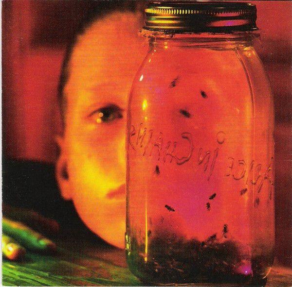 CD - Alice In Chains - Jar Of Flies