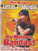 Revista - Metal Massacre Letras Traduzidas Collection - Nº 1