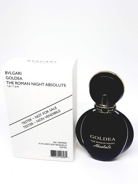 Tester Perfume Bvlgari  Goldea  The Roman Night Absolute edp 75ml
