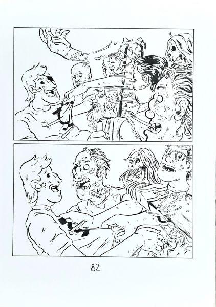 Parafusos, zumbis e monstros do espaço pág 96