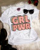 T-shirt GRL Power