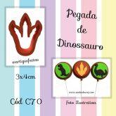 Pegada de Dinossauro
