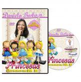 DVD Dani Barboza - Princesas Charmosas em EVA 3D