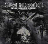 CD - Darkest Hate Warfront ‎– Satanik Annihilation Kommando