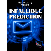 Infallible Prediction (Gimmicks by Mago Larry) #1300