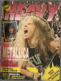 Revista - Bizz Heavy - Março 1987