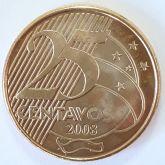 25 Centavos 2008 FC