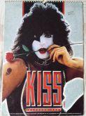 Calendário KISS 2000