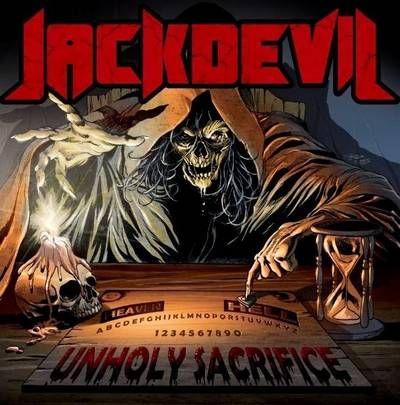 CD Jackdevil – Unholy Sacrifice