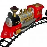 Locomotiva Expresso II com Túnel - Braskit 8001