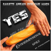 Extradimensional space (Baguette) by Pangu Magic - #1129