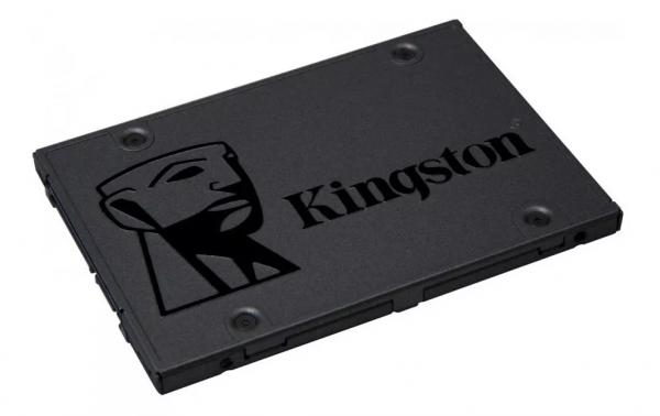 Hd Ssd Kingston 480gb Sata 6gbs 2.5 Pol Lacrado A400 500mbs Com NFe