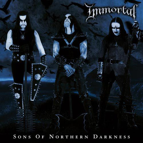 CD Immortal – Sons of Northern Darkness (Slipcase)