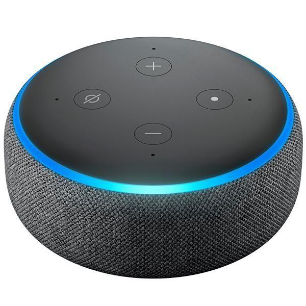 Echo Dot 3º Geração - Alexa