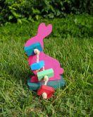Happy Bunny Rosa