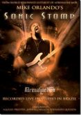 DVD - Mike Orlando's - Sonic Stomp - Adrenaline Mob Live in Brazil