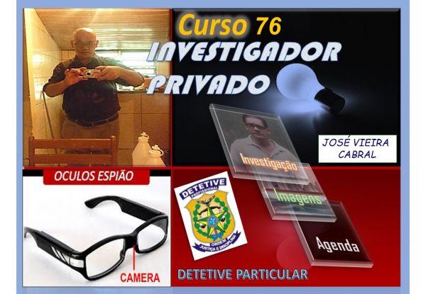 76. INVESTIGADOR PRIVADO