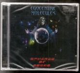 CD - Egocentric Molecules - Spheres Of Cosmo