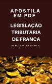 PACOTE DIREITO E LEGISLAÇÃO TRIBUTÁRIA DE FRANCA
