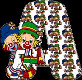Alfabeto - Patati e Patata 1 - PNG