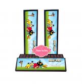 Dominó Personalizado Angry Birds