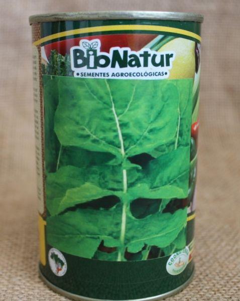 Rúcula Cultivada - LATA 250 g