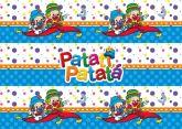 Papel Arroz Patati e Patata Faixa Lateral A4 009 1un
