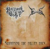 NOCTURNAL VOMIT  (Gre) / EMPHERIS (Pol) - Summoning the Fallen Ones - 7
