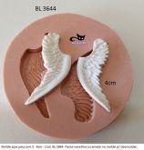 Asa peq. com 02  4cm - BL 3644