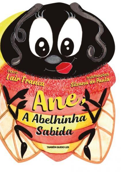 Ane, A Abelhinha Sabida