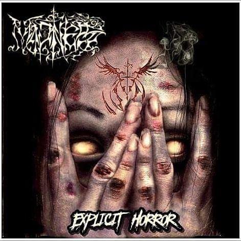 -CD Madness - Explicit Horror