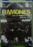 DVD - Ramones - Live at Musikladen Berlin, 1978