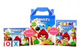 kit maleta Angry Birds