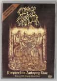 DVD - Corpse Grinder Prepared To Autopsy Live 2011