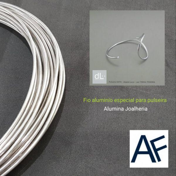 Fio de alumínio 2mm