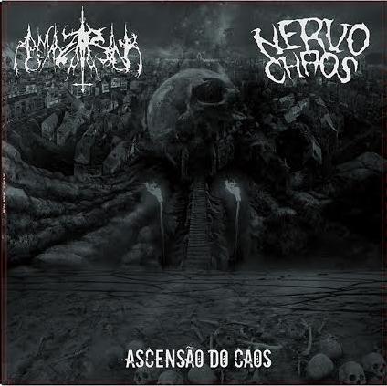 LP 10 - Nervochaos/Amazarak