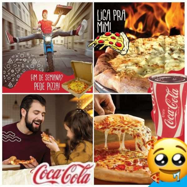 COMBO - 02 PIZZAS  G